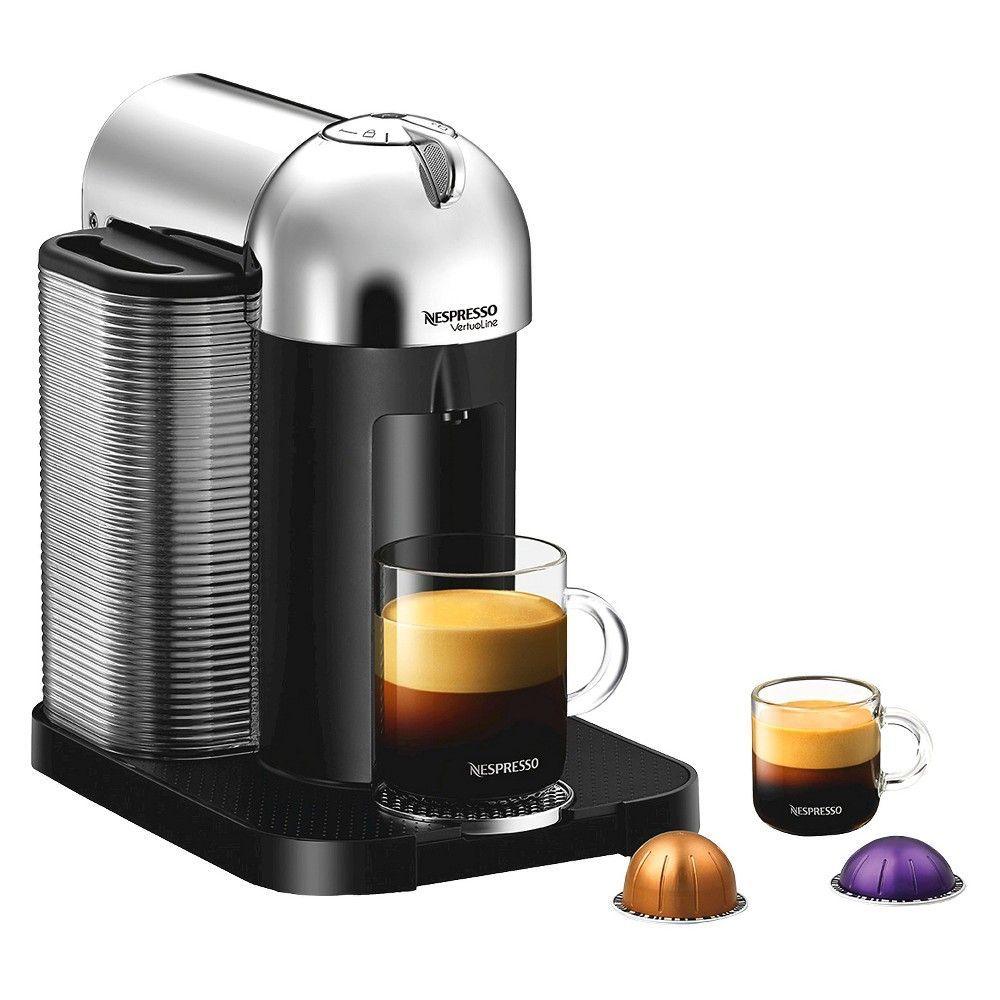 Nespresso Vertuo Chrome by Breville in 2020 Coffee and