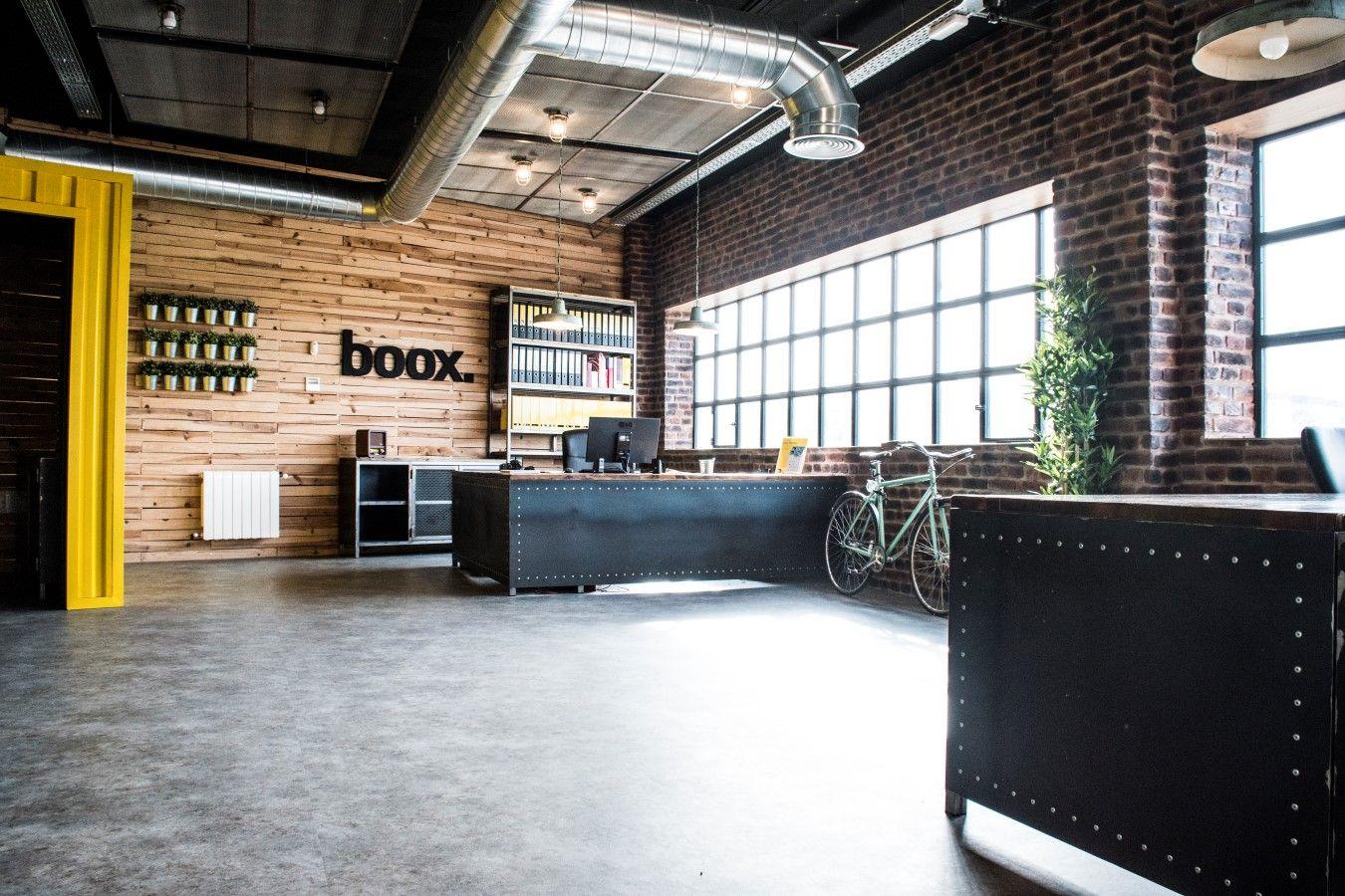 Resultado de imagen de interiores oficinas tipo industrial for Diseno de interiores estilo industrial