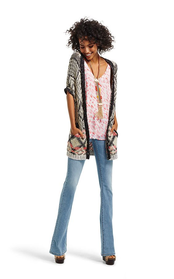 In The Pink - 01 - CAbi Spring 2015 Collection MGH!!! Momma gotta
