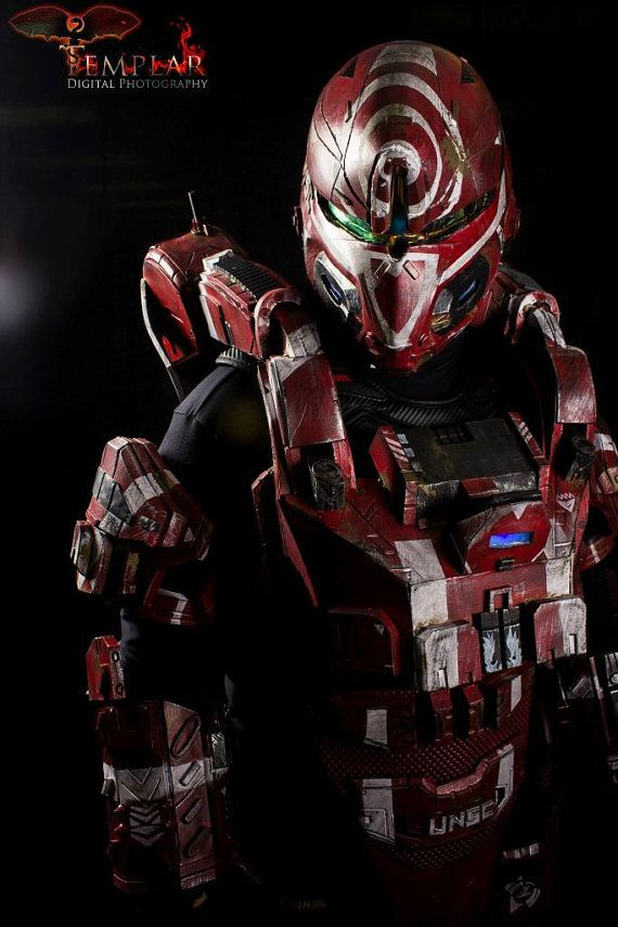 Halo 4 Costume. .. If I only had the money I would wear this every where. .. Iu0027d get married in this : halo 4 costume  - Germanpascual.Com
