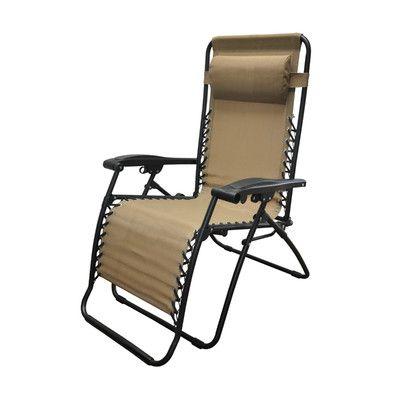 CaravanCanopy Infinity Zero Gravity Chair U0026 Reviews   Wayfair