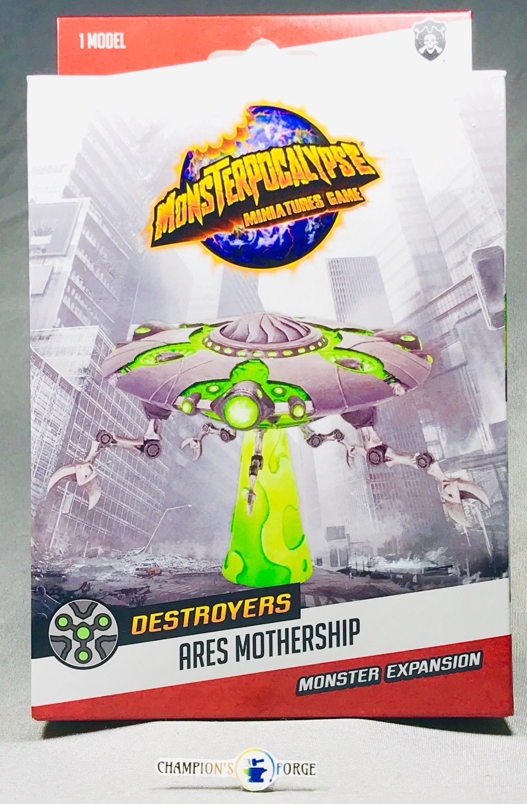 Monsterpocalypse 168253 Monsterpocalypse Ares Mothership Pip 51013 Free Shipping Buy It Now Only 20 95 On Ebay M Ebay Miniatures The Expanse