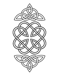 Image Result For Free Printable Celtic Knot Coloring Pages Celtic Coloring Celtic Patterns Celtic Quilt
