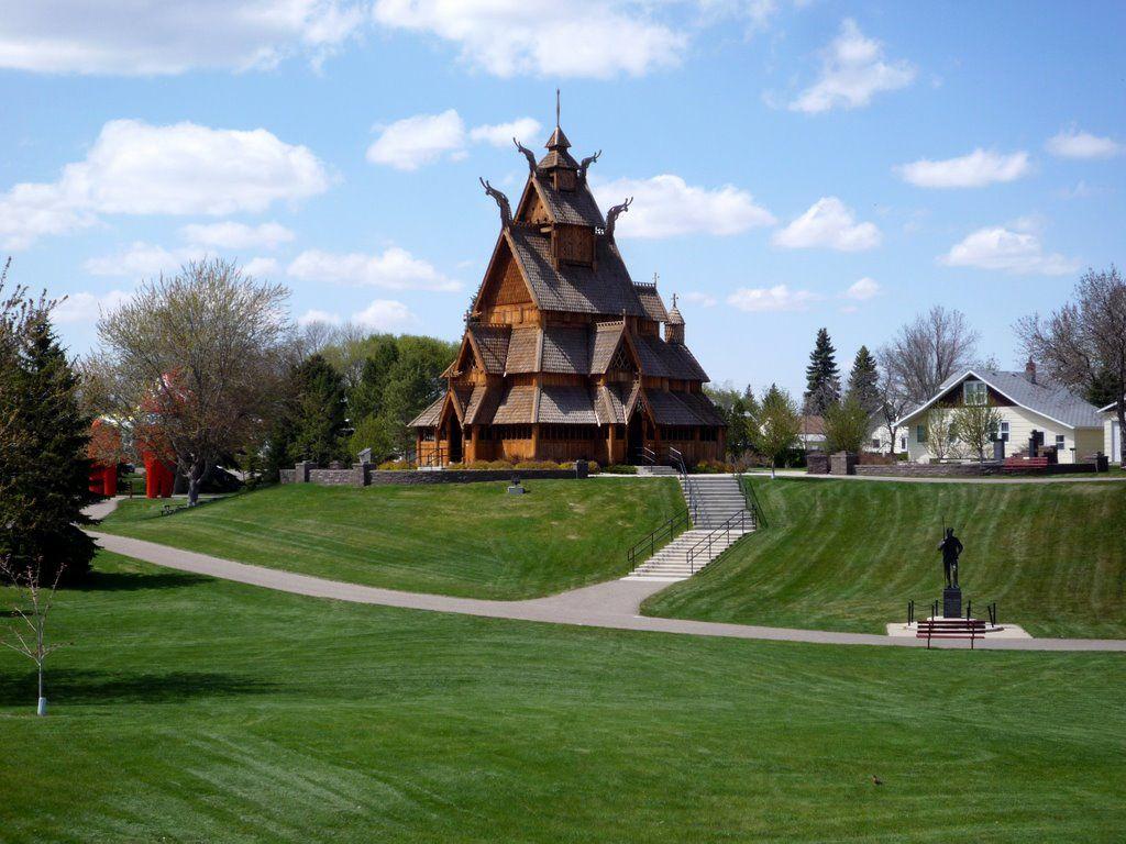 Scandinavian Heritage Park Minot North Dakota North Dakota Cool Places To Visit Places To Visit