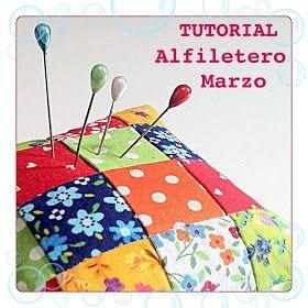Alicia's hiding place: Alfiletero de Marzo - Tutorial