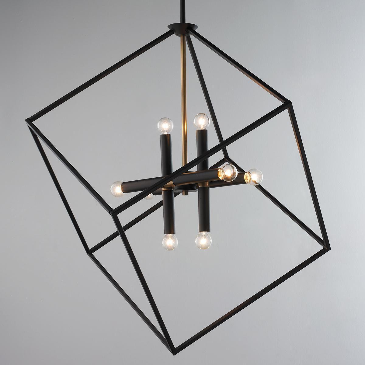 Be squared modern chandelier shades of light nautical home be squared modern chandelier shades of light aloadofball Images