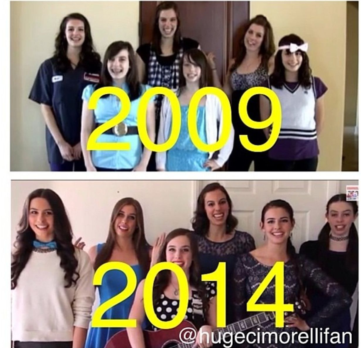 They have grown so much and I am so proud!