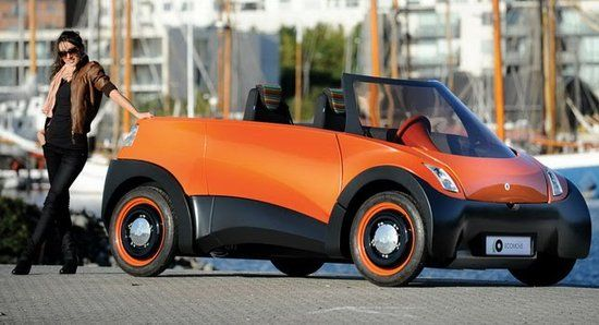 Electric Car Breaks Mile Barrier Cars The O Jays And Car Breaks