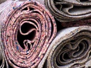 C D Recycling Carpet Padding Green Carpet Carpet