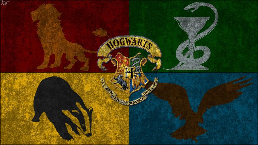 Hogwarts House Wallpaper All By Theladyavatar On