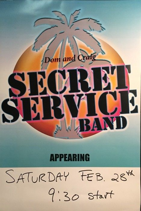 Secret Service Playing LIVE! February 28, 2015 Baby, its cold outside is taking a whole new life in the Philadelphia area the past few weeks.