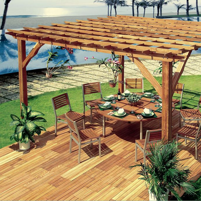 40+ Pergola Designs Meant To Transform Your Backyard Landscaping Into A  Green Heaven [ Read