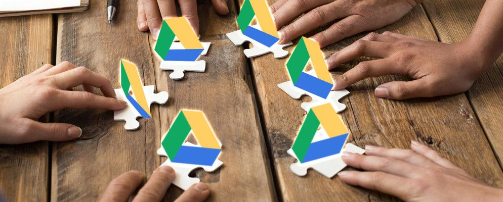 how to share video on google drive app