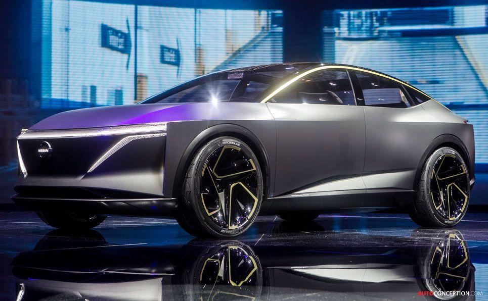Nissan Ims Concept Revealed In Detroit Autoconception Com