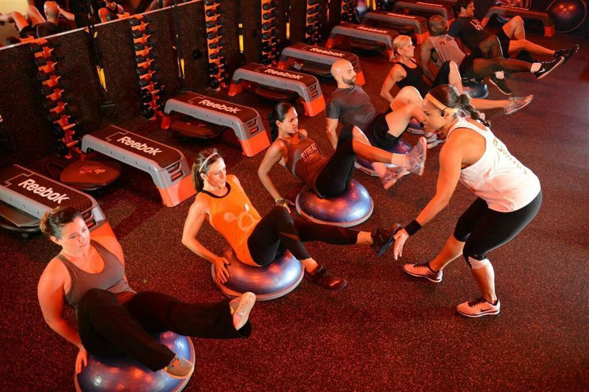 Firsttimers get personal fitness feedback and coaching