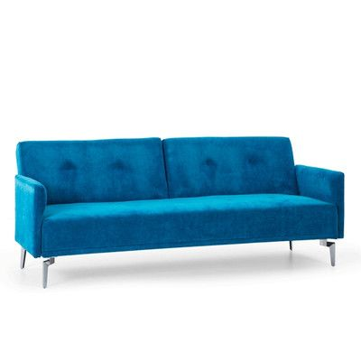 home essence lucan 3 seater clic clac sofa bed