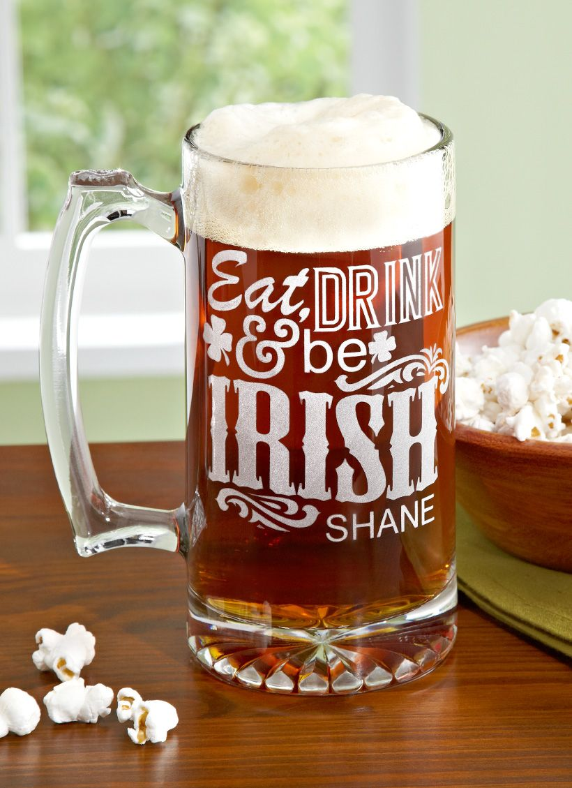 It's Good to Be Irish! Beer Mug | Beer mug, Irish beer, Mugs  Irish Beer Mug