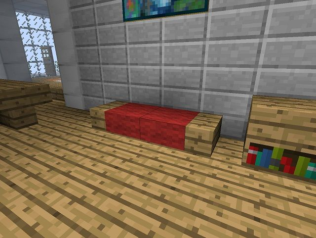 Pin By Cloudy Pastell On Minecraft Minecraft Couch Minecraft Projects Amazing Minecraft