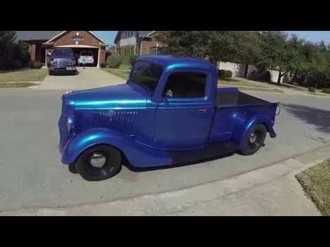 1935 Ford Pickup LS1 street rod for sale - YouTube | Ford ...