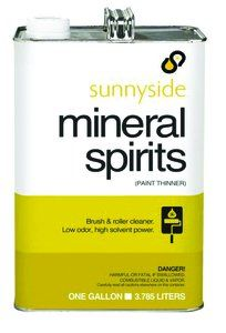 Right! seems clean strip mineral spirits so? Willingly