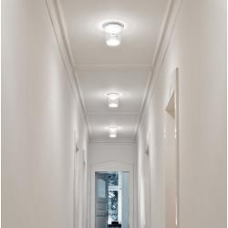 Photo of Serienbeleuchtung LED-Deckenleuchte Anhang LED, Klarglas / poliertes Aluminium, LED 15W Anhang 1x 15 Watt An301