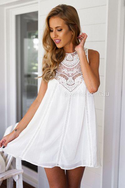 Hampton Lace Dress