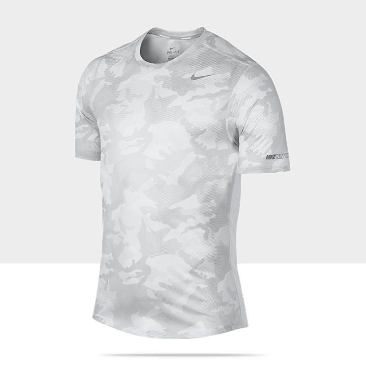e196ea7ab8d Nike Sublimated Camo Men s Running Shirt