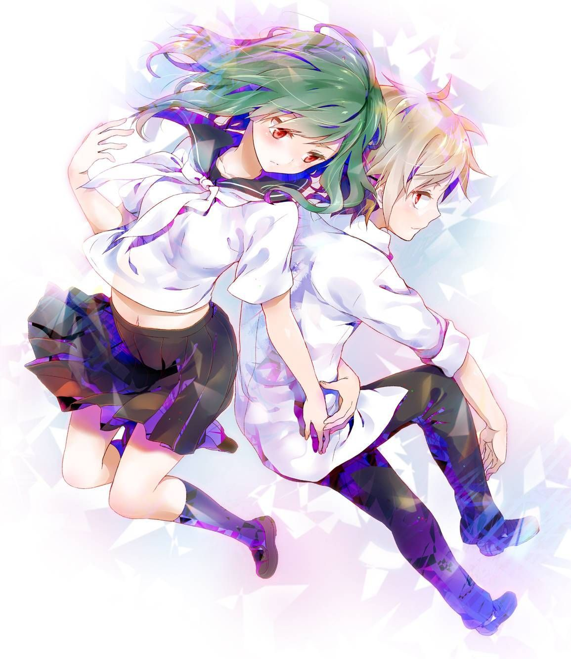 Pin by ️黒絵 ️ on カゲロウデイズ Kagerou project, Anime, Kido
