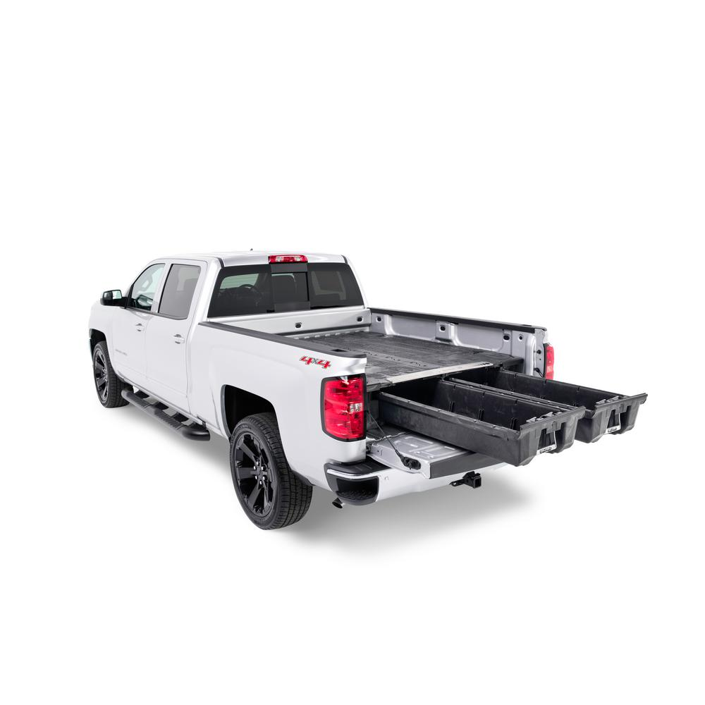 DECKED 6 ft. 6 in. Bed Length Pick Up Truck Storage System
