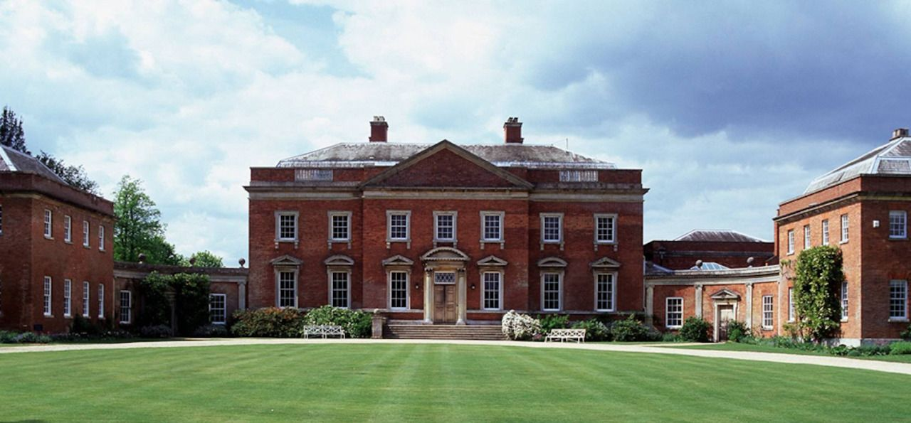 Kelmarsh Hall Homes England Northamptonshire English Country House