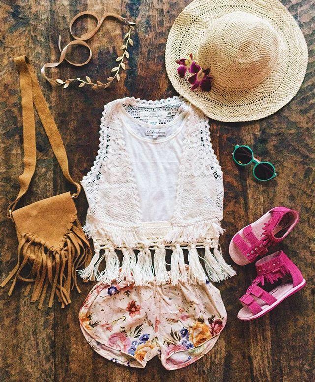 Gypsy Babes Boho Baby Girl clothing