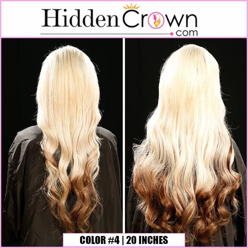 Hidden crown hair extensions work great for ladies with long hair hidden crown hair extensions work great for ladies with long hair too why because pmusecretfo Gallery
