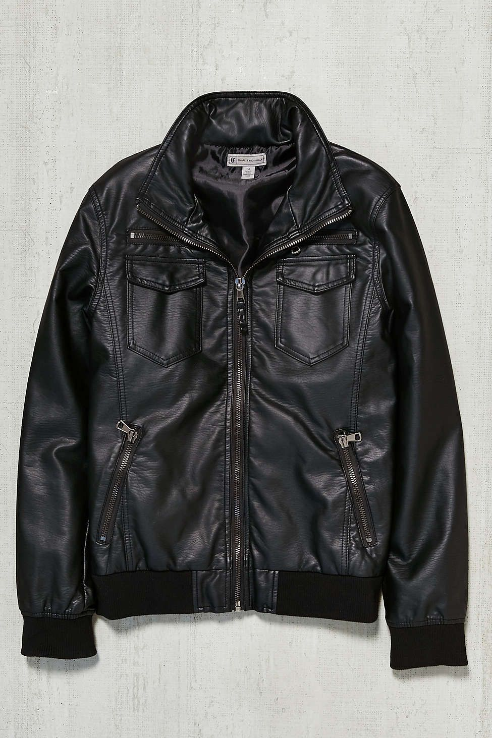 Faux leather moto jacket moto jacket urban outfitters and urban