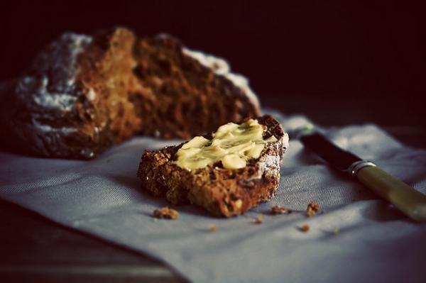 15-Minute St. Pat's Brown Soda Bread | WNPR News