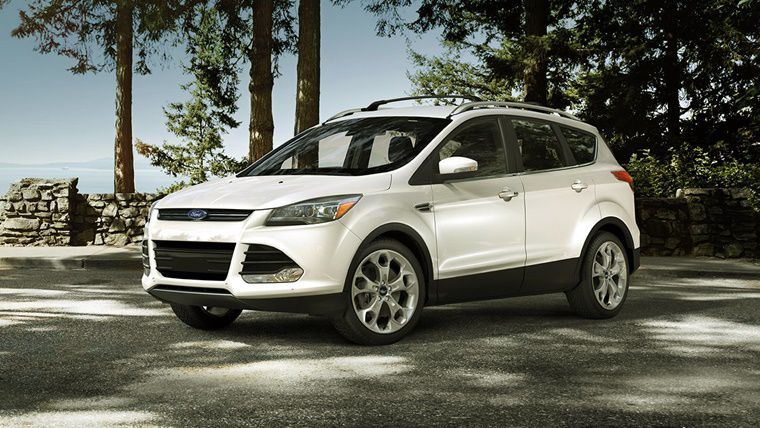 25 Best Compact Suvs For 2017 The Most Comprehensive Guide Ford Escape 2016 Ford Escape Fuel Efficient Suv