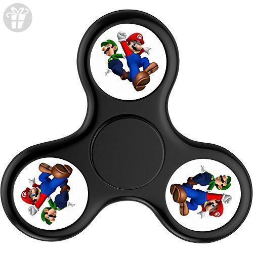 HandPlay Fid Spinner Super Mario Bros Releasing Pressure Tri