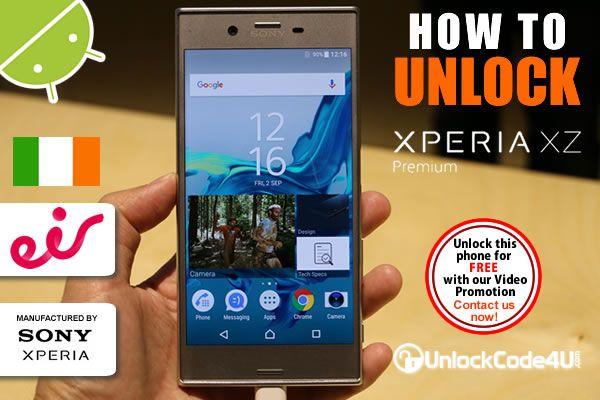 Pin By Unlockcode4u Com On An Unlock Blog 4u Sony Xperia Unlock Sony