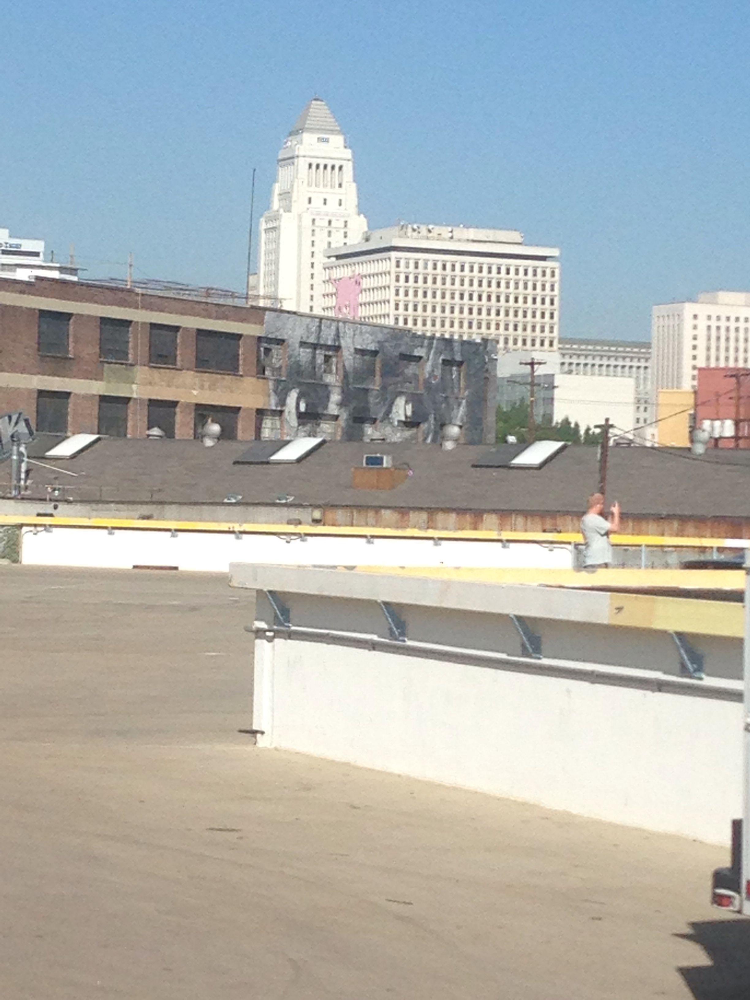 LA downtown