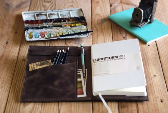 MINI Striped Notebook Notizbuch