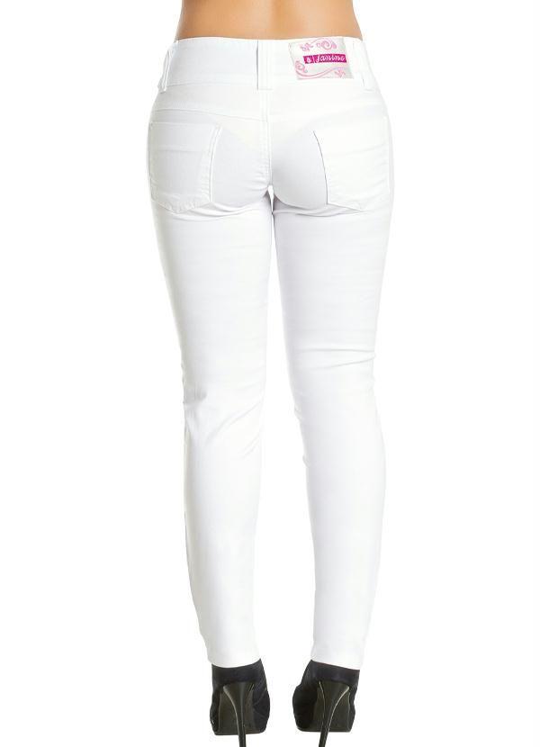 Calça Feminina Branca - Posthaus