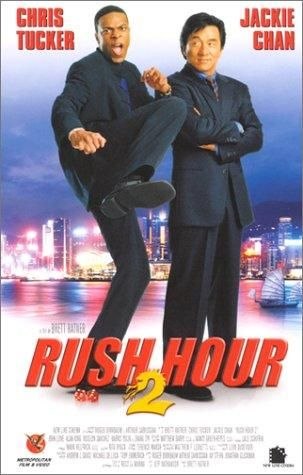 Rush Hour 2 With Images Eddie Murphy Movies