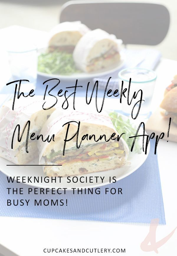 My Favorite Easy Dinner Ideas Meal Planning App Healthy Living