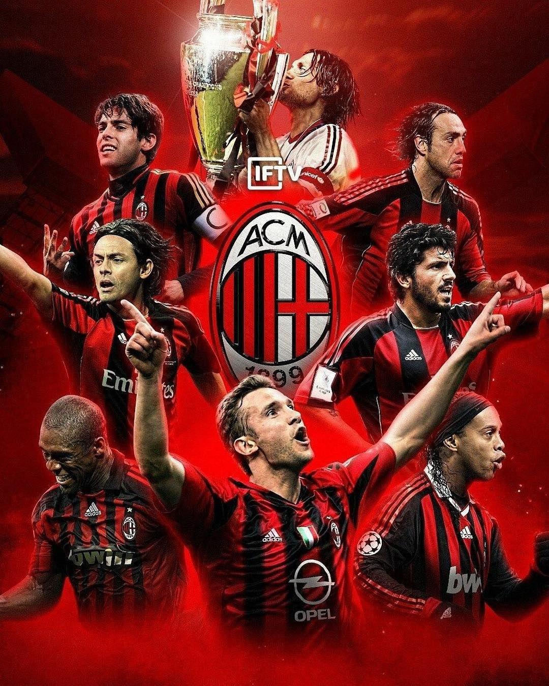 Acmilan Milan Wallpaper Milan A C Milan