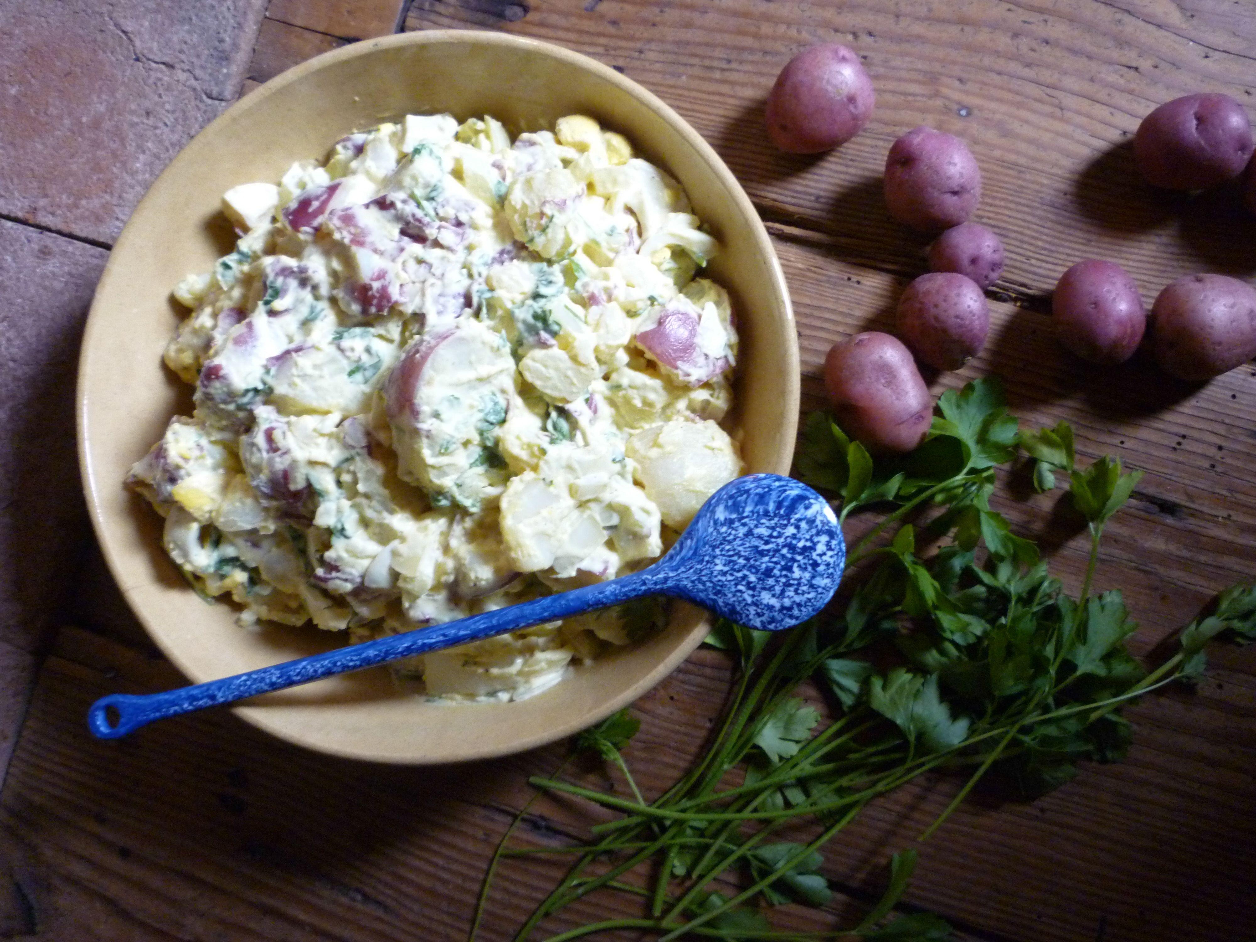 Grandmas potato salad receta recetas y comida forumfinder Gallery
