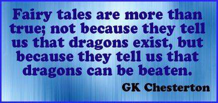 It has become clichéd but remains true