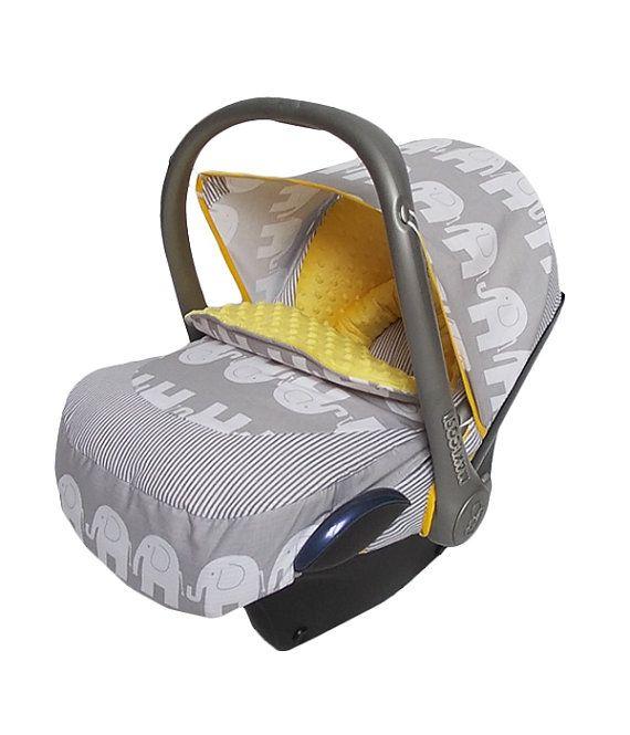Cover For Maxi Cosi Cabriofix Cover Head Hugger Shoulder By Miajg Baby Car Seats Baby Essentials Baby