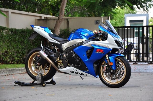 Friends Consignment Suzuki Gsxr1000 K9 Year 2009 For