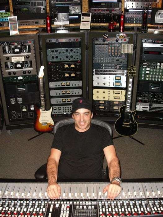 Secrets Of The Mix Engineers: Chris Lord-Alge | Recording in