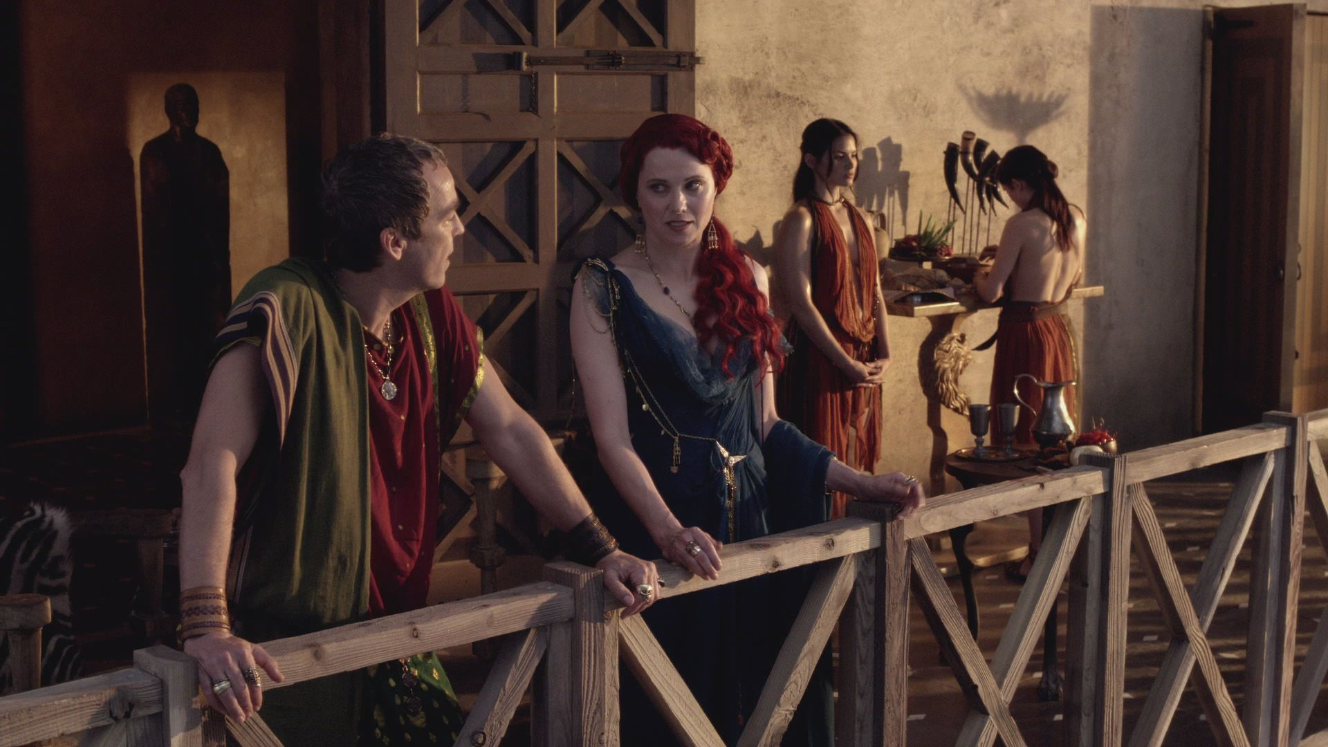 kill them all | spartacus and blood