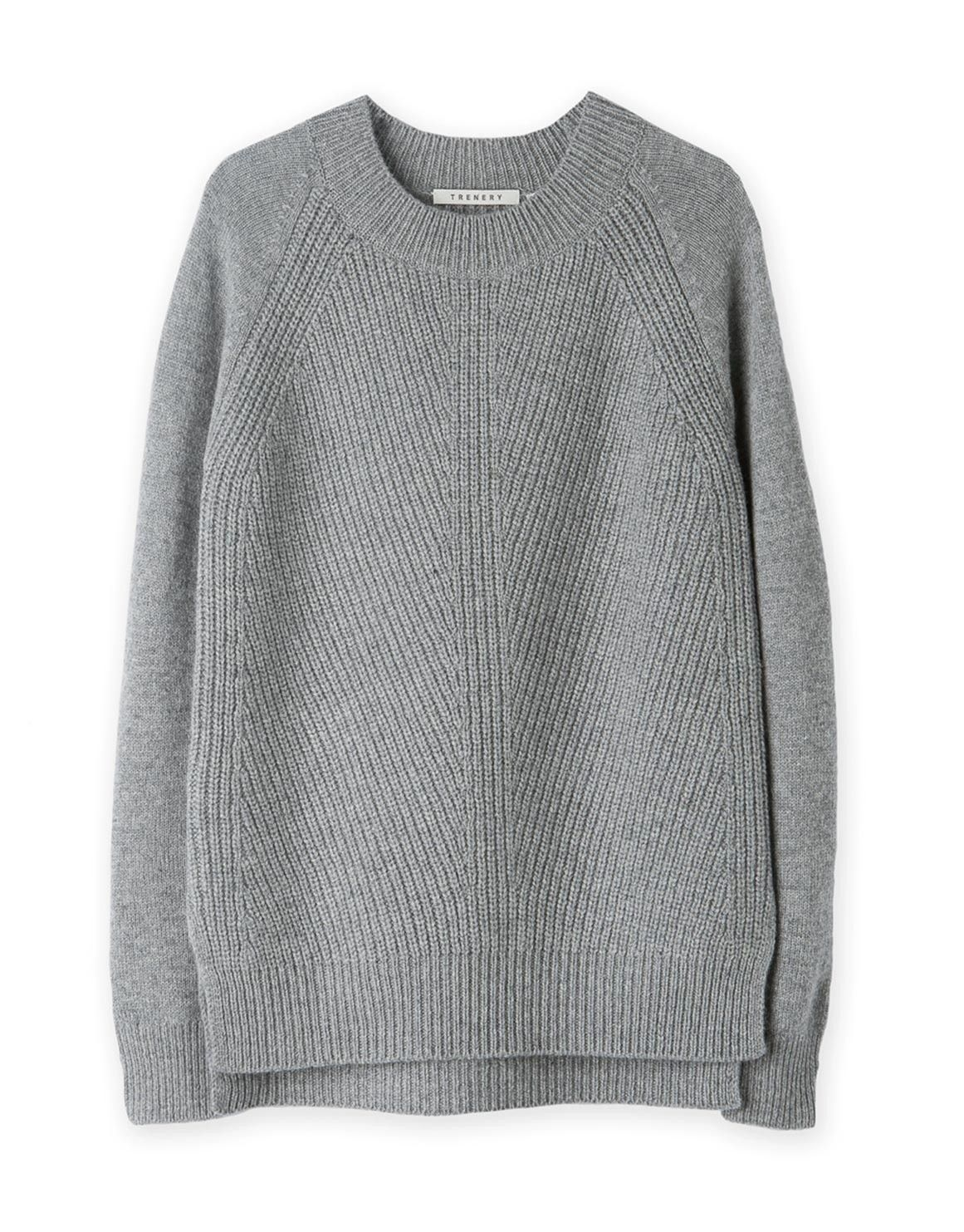 Textured Stitch Knit